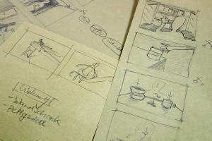 Das Storyboard
