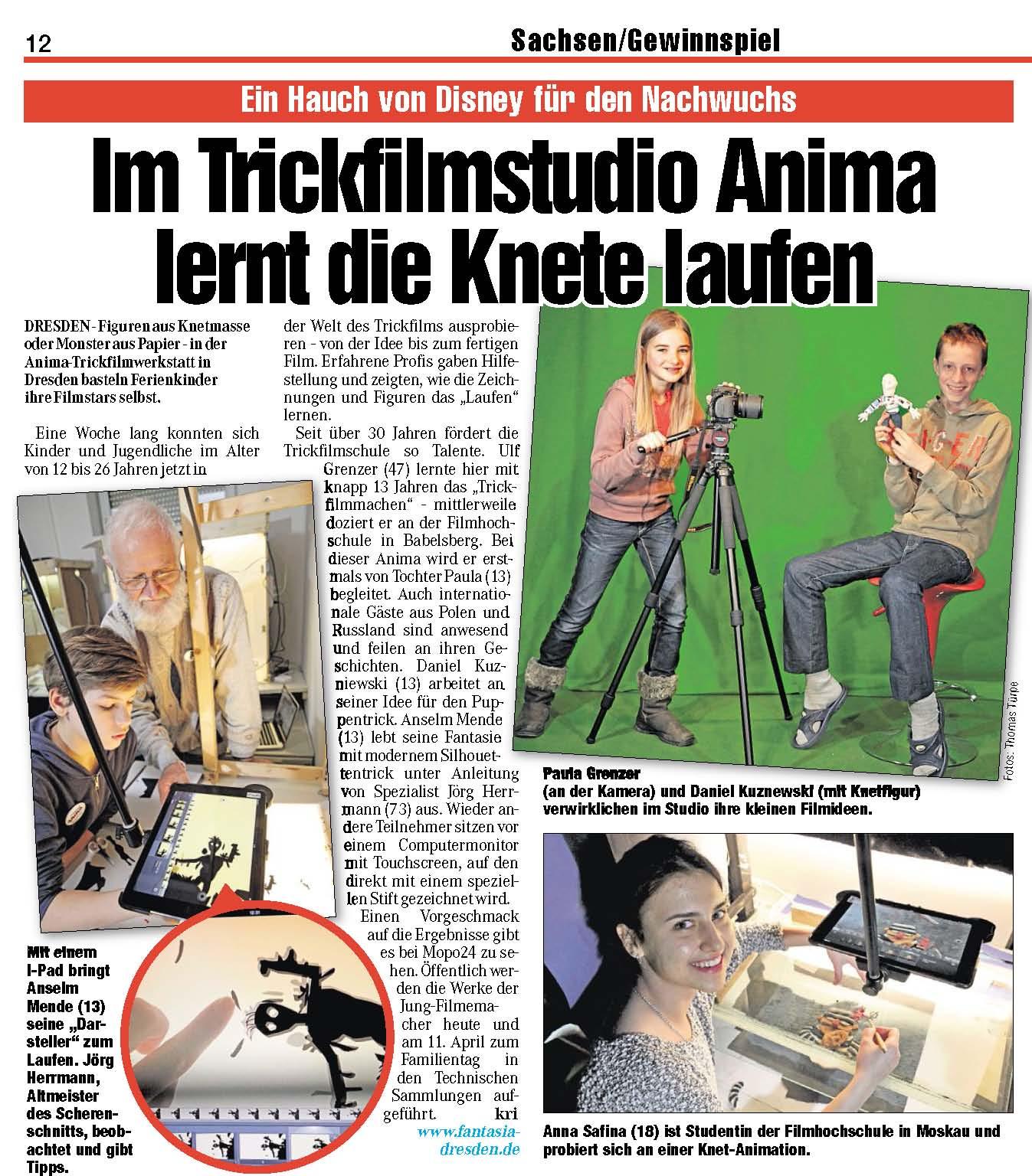 2015-0215 Morgenpost_Anima